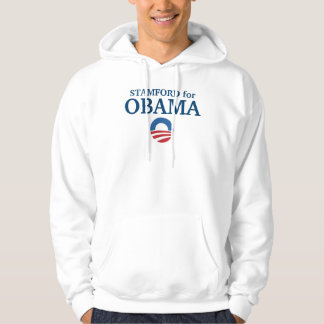 STAMFORD for Obama custom your city personalized Sweatshirts