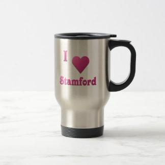 Stamford -- Hot Pink Mug