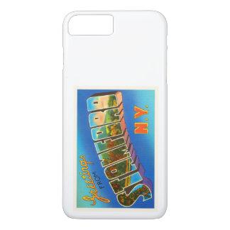 Stamford New York NY Old Vintage Travel Souvenir iPhone 8 Plus/7 Plus Case