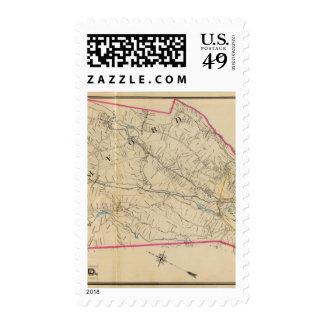 Stamford, New York Stamps