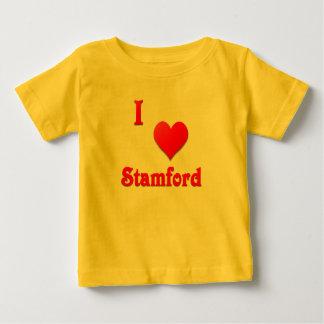 Stamford -- Red Baby T-Shirt