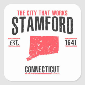 Stamford Square Sticker