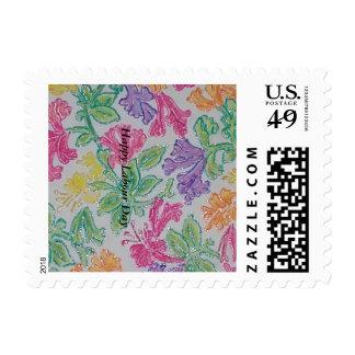 stamo especial timbre postal
