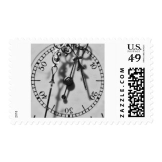Stamp: A Matter of Seconds Postage