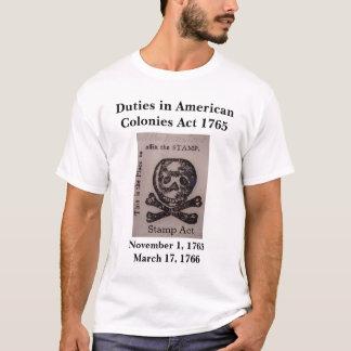Stamp Act T-Shirt