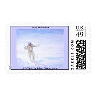 Stamp / Arctic Exploration