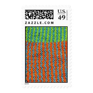 stamp Artisanware Knitting Postage