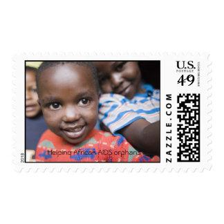 Stamp benefits AIDS orphans