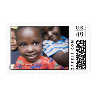 Stamp benefits AIDS orphans