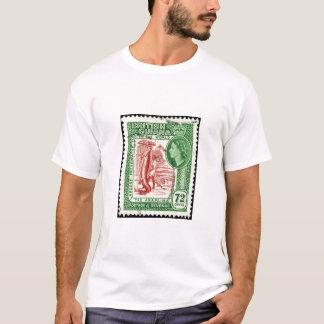 Stamp British Guiana 1954 72c T-Shirt