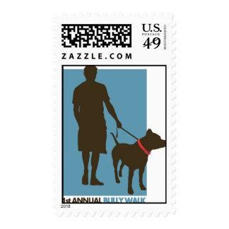 stamp bully walk
