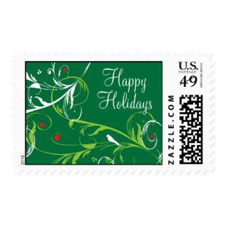 Stamp Chirstmas Holiday