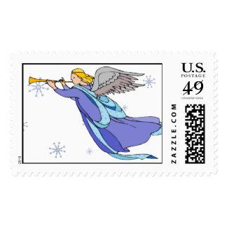 Stamp - Christmas Angel