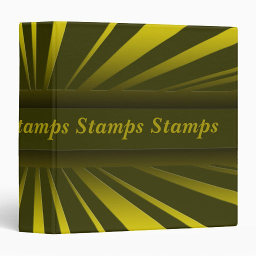 Stamp Collection Binder