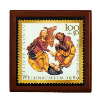 Stamp Collection Set from Germany  2 - Gift Box