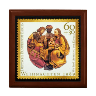 Stamp Collection Set from Germany 3  - Gift Box