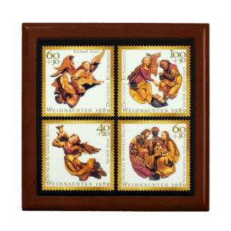 Stamp Collection Set from Germany  - Gift Box