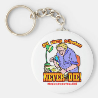Stamp Collectors Key Chains