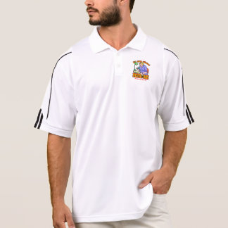 Stamp Collectors Polo T-shirt