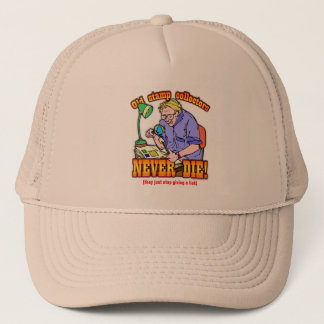 Stamp Collectors Trucker Hat