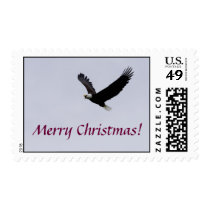 Stamp / Eagle Christmas