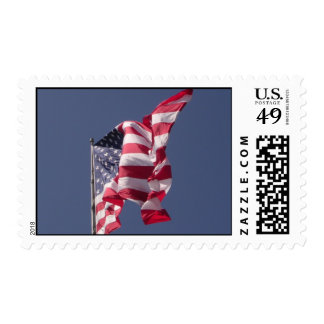 Stamp-  Fly the Flag Stamp