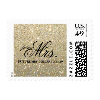 Stamp - future Mrs.