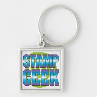 Stamp Geek v3 Key Chain
