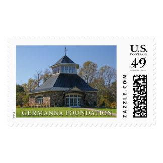 Stamp: Germanna Foundation Visitor Center Postage