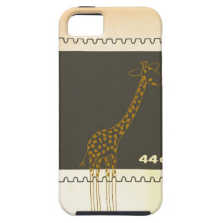 Stamp Giraffe iPhone SE/5/5s Case