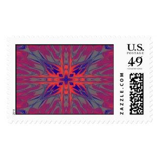 Stamp Grass Hopper