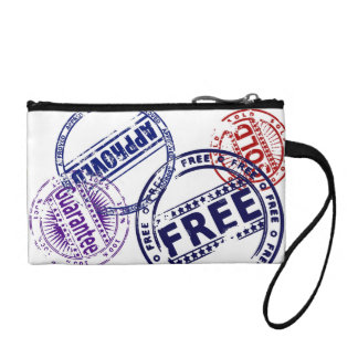 STAMP handbag Coin Purse
