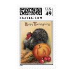 Stamp--Happy Thanksgiving Postage Stamp