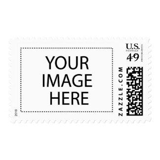 Stamp Horizontal Template