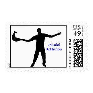 Stamp Jai-alai Addiction