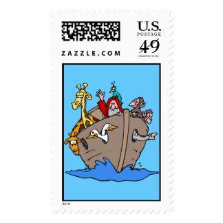 Stamp - Noah's Ark