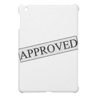 Stamp of Approval iPad Mini Cover