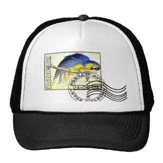 Stamp of the republic of the Muvuca Trucker Hat