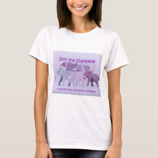 Stamp Out Alzheimer's T-Shirt