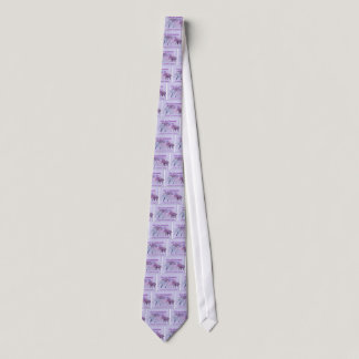 Stamp Out Alzheimer's Tie