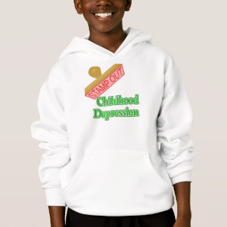 Stamp Out Childhood Depression Hoodie