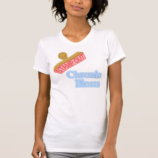 Stamp Out Chronic Illness Tees