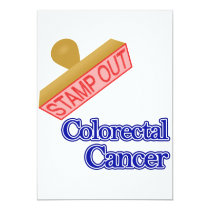 Stamp Out Colorectal Cancer Invitation
