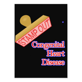 Stamp Out Congenital Heart Disease1 Card