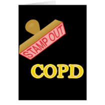 Stamp Out COPD Card