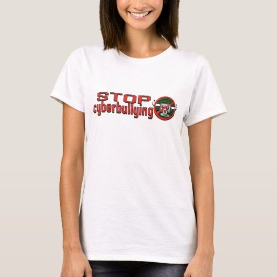 Stamp Out Cyberbullying T-Shirt