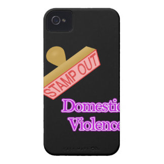 Stamp Out Domestic Violence iPhone 4 Case