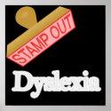 Stamp Out Dyslexia