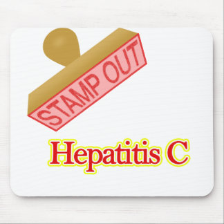 Stamp Out Hepatitis C Mouse Pad