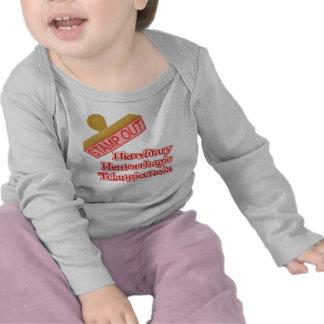 Stamp Out Hereditary Hemorrhagic Telangiectasia Shirt